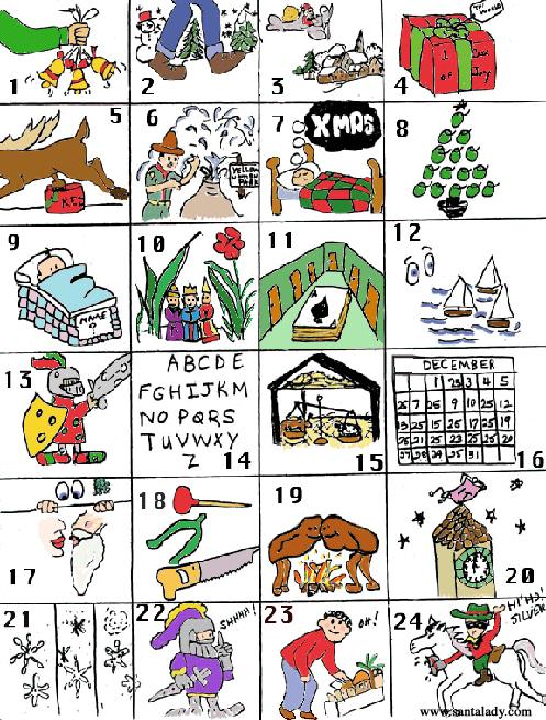 christmas carol song game christmas carol puzzle answers christmas ...